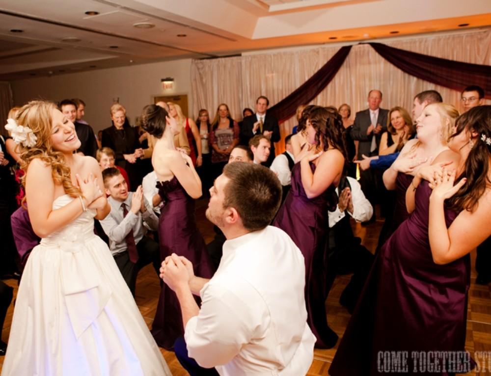 Wedding Flash Mob!
