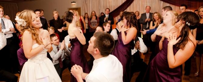 Syracuse Wedding Flash Mob
