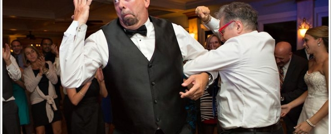 Dad's Dance