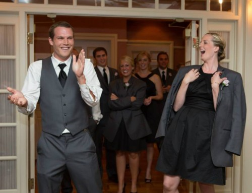 The BEST Wedding Party Introductions