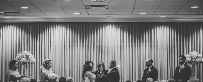 Syracuse Wedding Ceremony