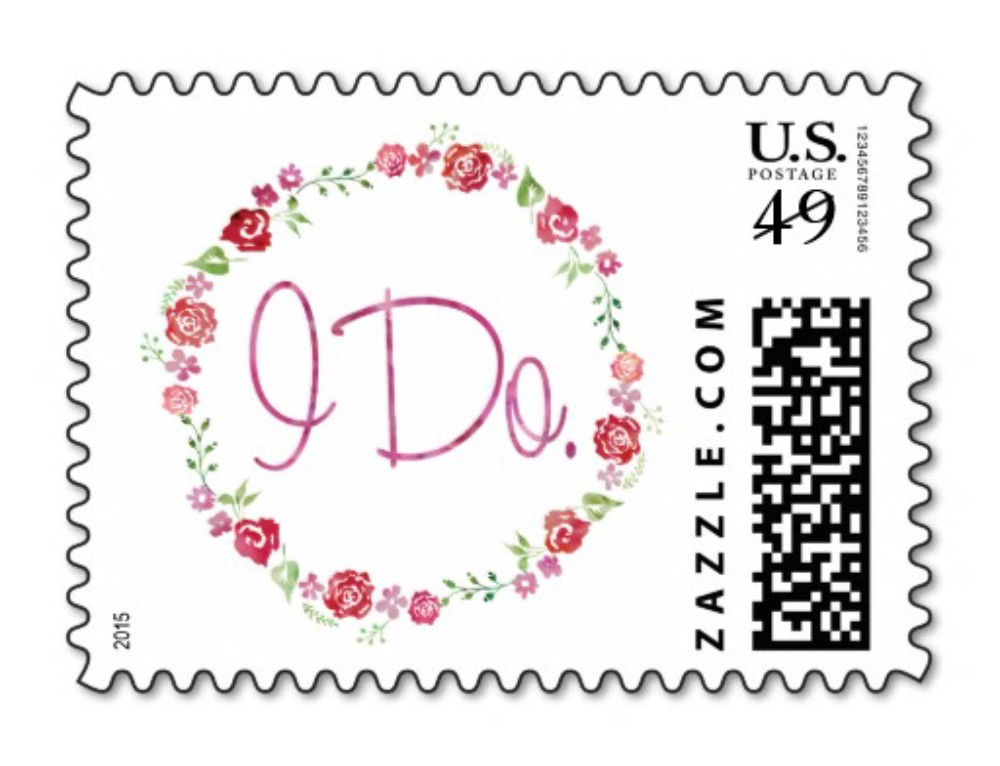 Wedding Postage Pizzazz!