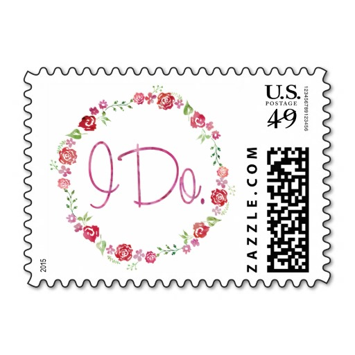 Wedding Postage Ideas