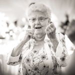 Syracuse Wedding-Young at heart!