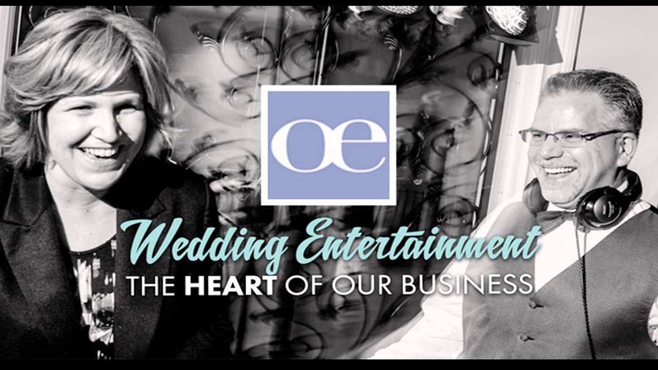 Wedding Entertainment - The heart of our business