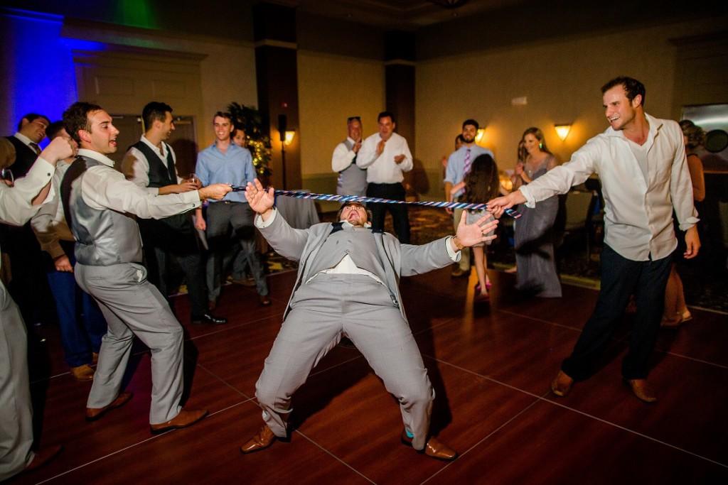 Harbor Hotel Wedding