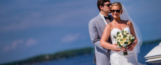 TThousand Islands Wedding
