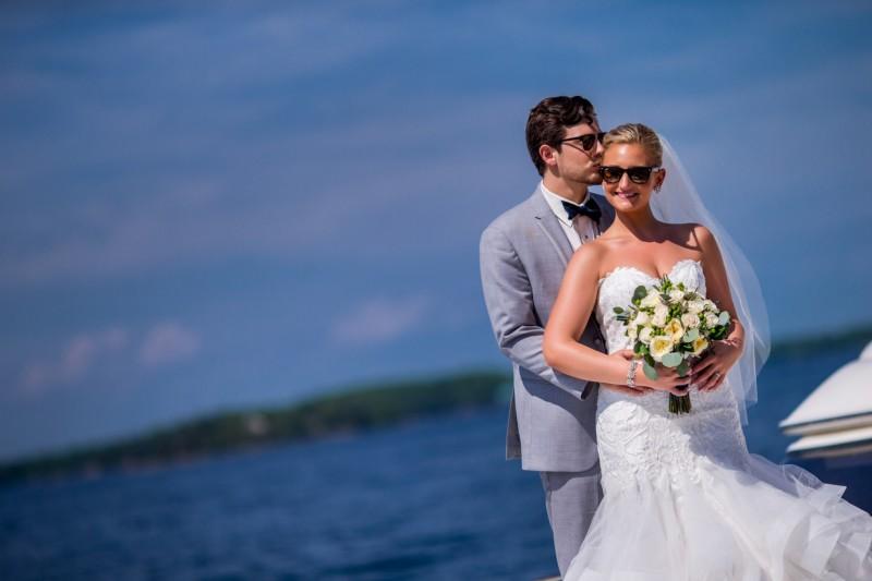 TThousand Islands Wedding