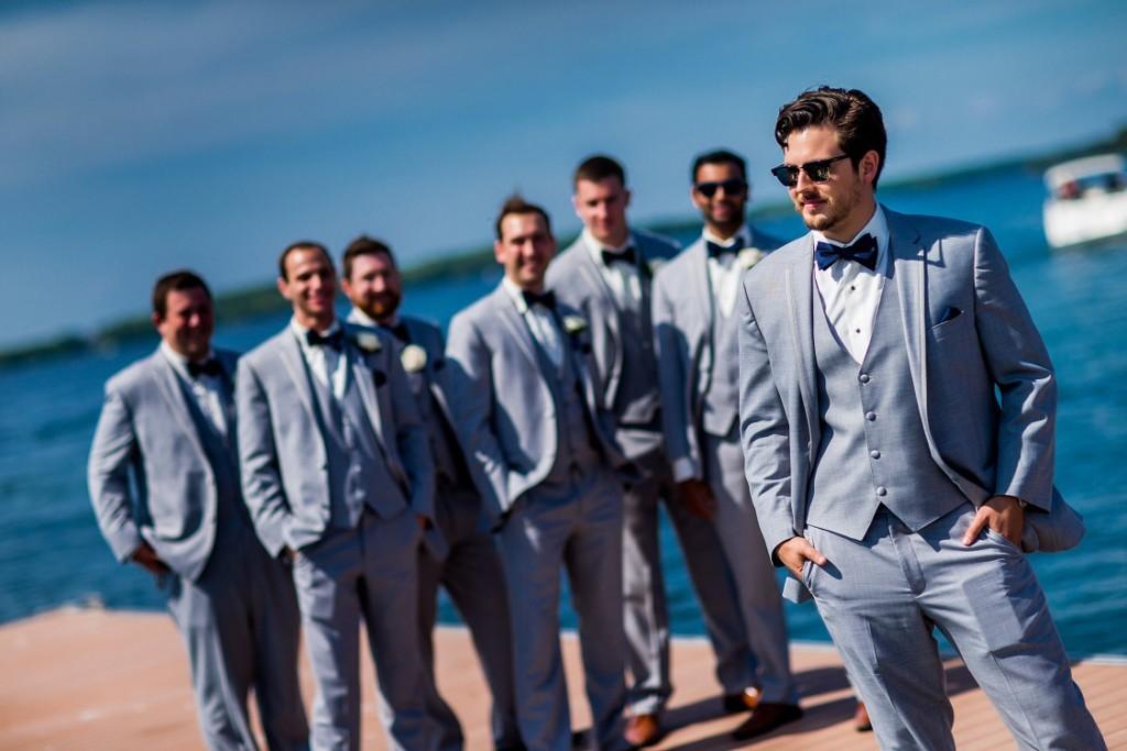 Thousand Island Wedding